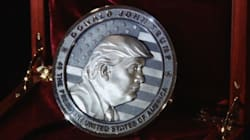 Russians Mint 'In Trump We Trust' Coin Ahead Of U.S.