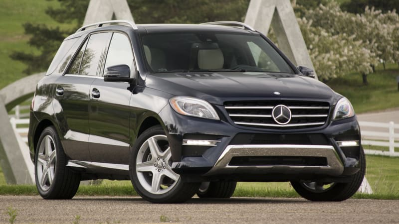 2015 mercedes benz ml400 quick spin autoblog. Black Bedroom Furniture Sets. Home Design Ideas