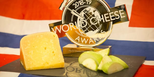 Ceremonia del World Cheese Awards en Noruega.