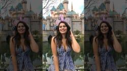 """Una trabajadora de Disneyland se convierte en modelo """"plus"""