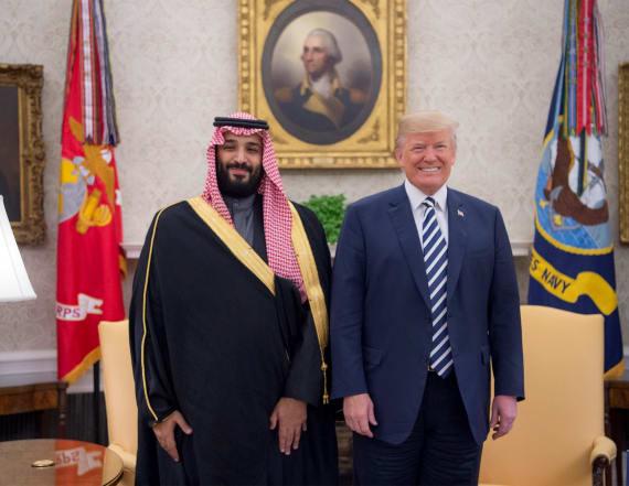 Senate hands Trump historic rebuke on Saudi Arabia