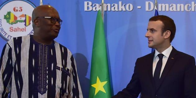 Pourquoi Macron (ici avec le président Kabore) a choisi le Burkina Faso pour son grand discours sur l'Afrique.