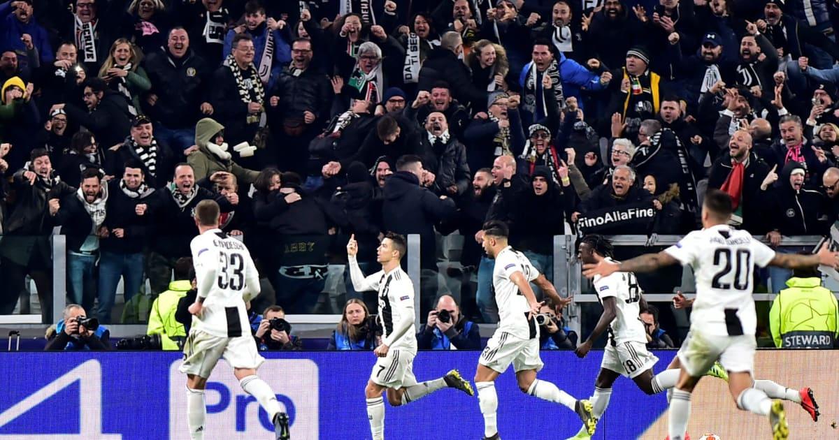 Impresa Juventus, tre perle di Ronaldo eliminano l'Atletico Madrid