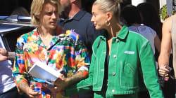 Esta camisa de Justin Bieber está generando muchos comentarios y muy