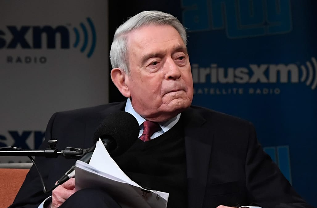 169dc905477 Dan Rather unloads on Donald Trump over  Racist  attack on LeBron James