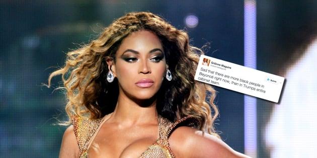 Ce tweet sur la grossesse de Beyoncé met en évidence une situation bien réelle.