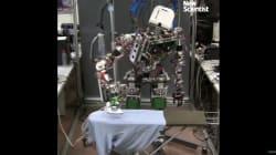 Avec ce robot, dites adieu aux corvées de repassage (enfin