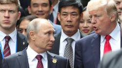不発に終わった米露「北とウクライナ」の「秘密取引」--名越健郎