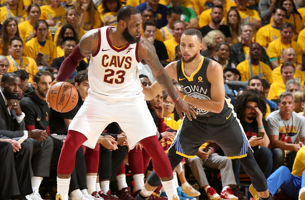 e4917ee7e4a3 LeBron James and Steph Curry agree  No matter who wins NBA Finals ...