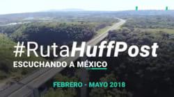 #RutaHuffPost, el trabajo periodístico que busca crear una agenda ciudadana de cara a las