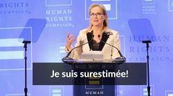 Meryl Streep répond enfin aux critiques de Trump dans un émouvant