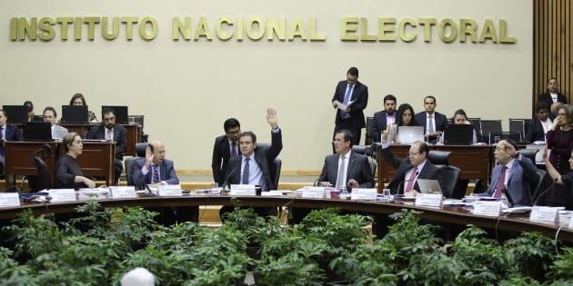INE multará al PRI y al MC por filtrar el padrón electoral