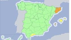 Estas son las otras provincias que están en alerta por el