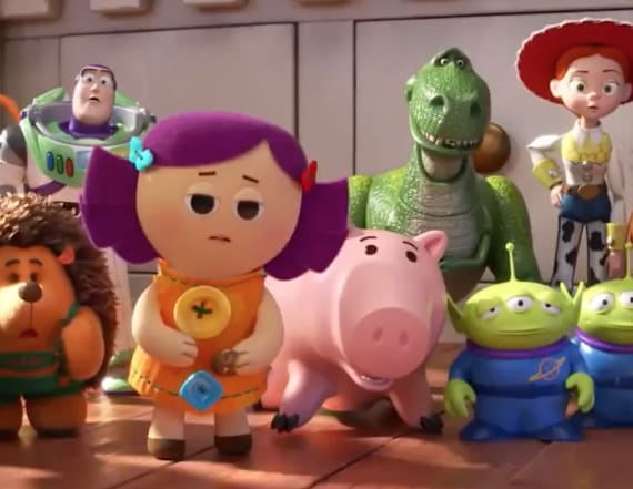 All the stars voicing characters in 'Toy Story 4'