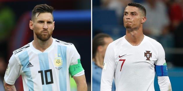 Lionel Messi e Cristiano Ronaldo investem grana em empreendimentos.