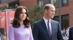 Los duques de Cambridge esperan su tercer