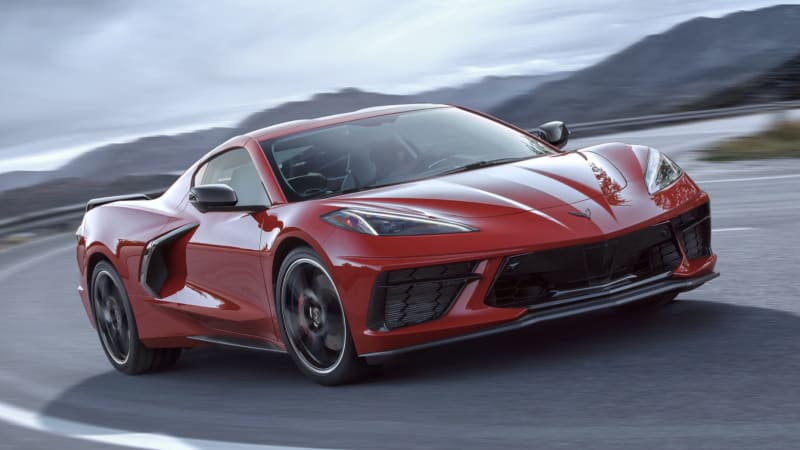 Chevy Corvette C8 Revealed Performance At A Surprising Price Autoblog