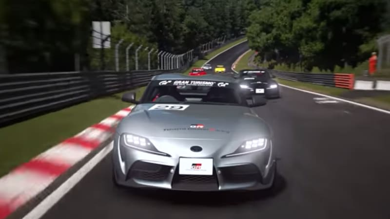 GR Supra GT Cup one-make race starts April 27 in 'Gran Turismo Sport'