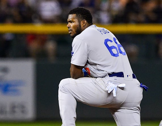 Yasiel Puig's home reportedly burglarized, again