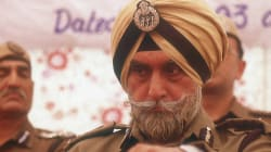 KPS Gill, Former Punjab Top Cop, Passes Away At