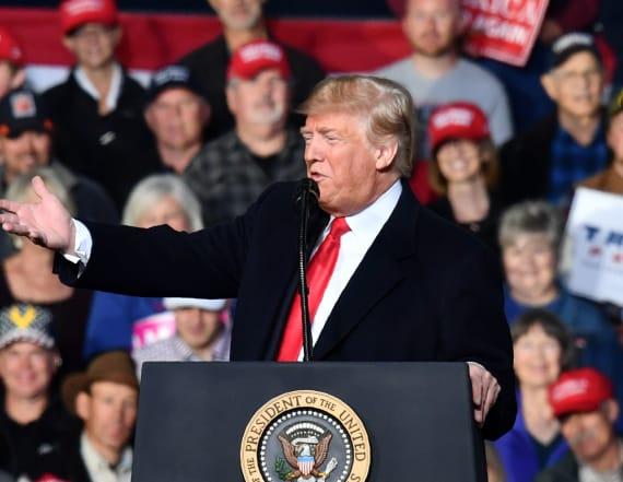 Trump praises GOP lawmaker's assault on reporter