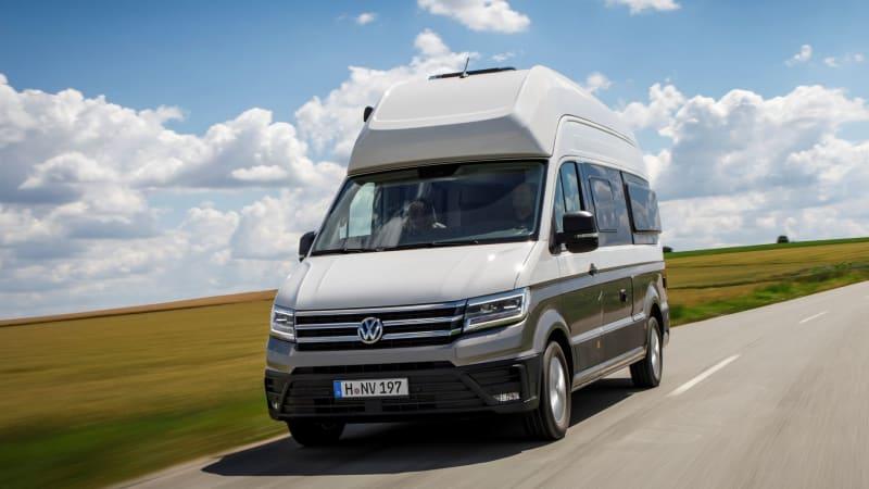 Volkswagen Grand California adds even more goodies to VW's van life king