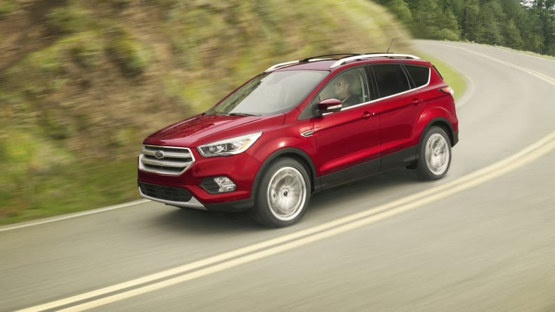 2018 Ford Escape Buying Guide | Compact crossover questions, answered