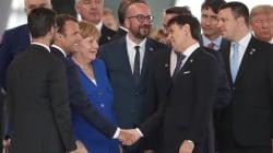 Comment, à Bruxelles, Macron veut calmer les inquiétudes de ses