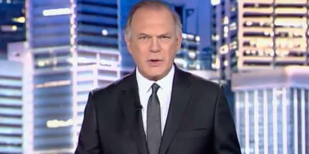 Pedro Piqueras, presentador de 'Informativos Telecinco'.