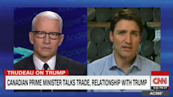 Trudeau Touts Trump As A Man Of His Word On