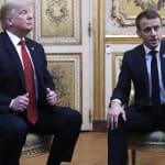 """Gobierno francés llama """"indecente"""" a Trump por sus tuits contra"""