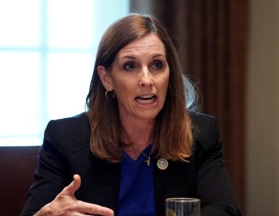 Congresswoman caught praising own Facebook video