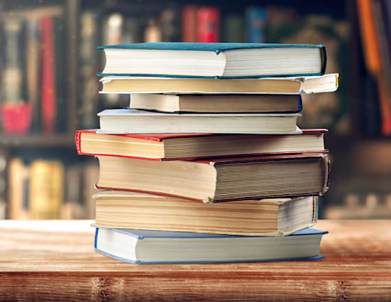 Top 20 most reviewed books of all time from Amazon