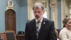 Le député Ouellette se retire du caucus libéral au lendemain de son