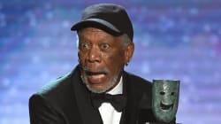 Morgan Freeman n'a pas loupé ce détail
