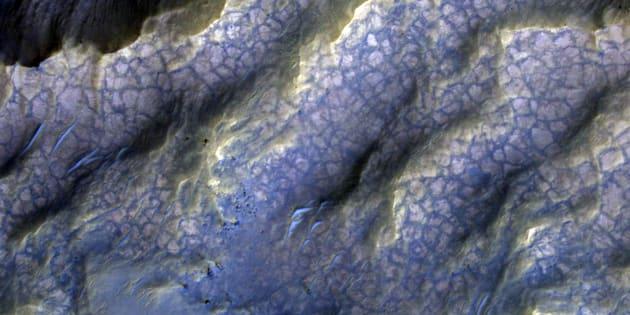 Ceci n'est pas un zoom des dragons de Daenerys, mais de Mars