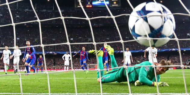 Quelles étaient vraiment les chances du PSG de perdre face au Barça? Difficile à dire, mais elles n'étaient certainement pas de 0%.
