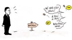 BLOG - Infiltré en BD dans les équipes présidentielles: les militants de Benoît Hamon se sentent bien