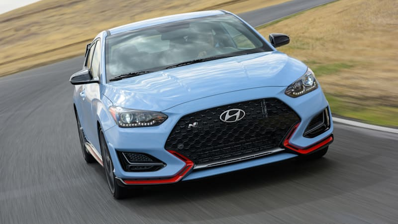 2019 Hyundai Veloster N American road test review | Autoblog