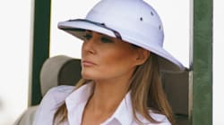 Au Caire, Melania Trump a laissé une facture d'hôtel de 95 000 $ qui fait