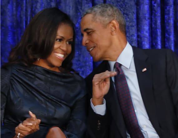 Obamas splash out $12M on beach estate: report