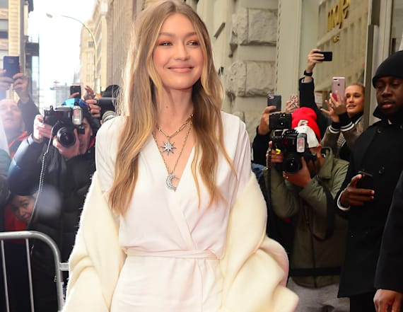 Gigi Hadid's new shoe collab helps to build schools