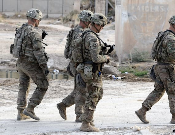 U.S. to send 1,000 more troops to the Middle East