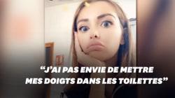 Nabilla contrainte de nettoyer les toilettes pour ses travaux d'intérêt
