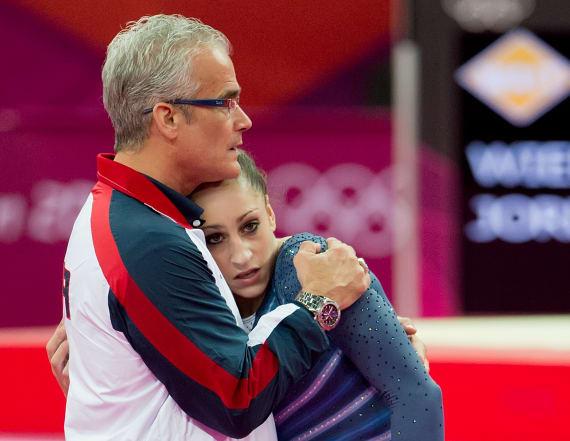 USA Gymnastics suspends former Olympic coach