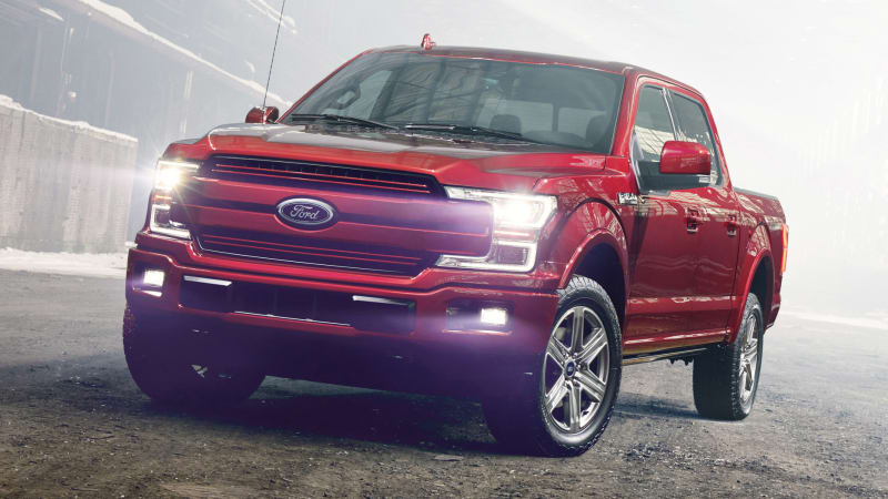 2018 Ford F-150 gets slightly better fuel economy, towing capacity