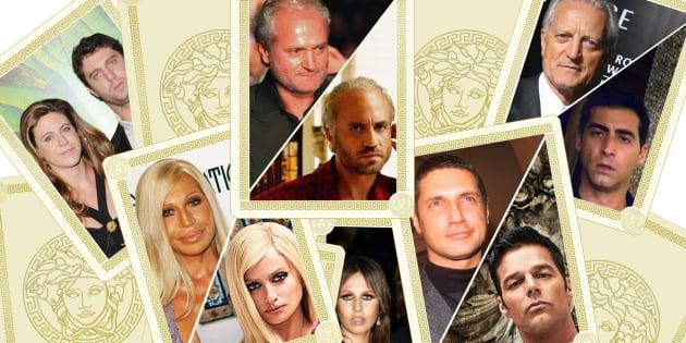 """""""American Crime Story"""": découvrez les vrais héritiers Versace (qui ne veulent pas entendre parler de la série)"""