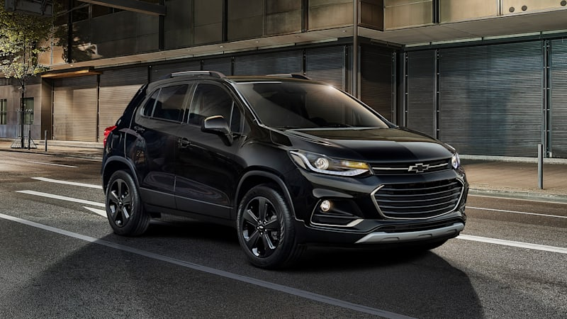 2017-2019 Chevrolet Trax recalled due to detaching control