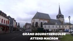 La commune de Grand Bourgtheroulde est prête à recevoir Macron pour le grand