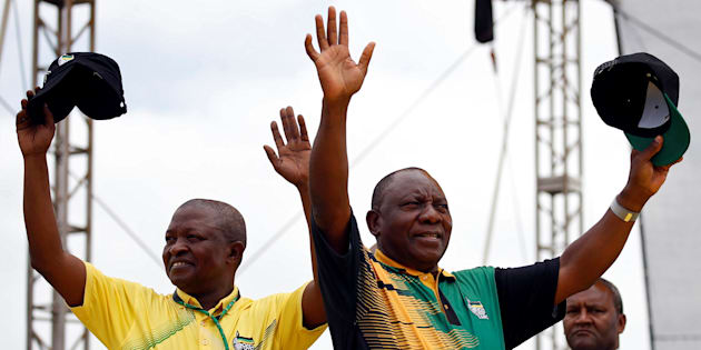 Ramaphosa cabinet reshuffle sees investor favorites return to run South Africa's economy